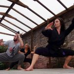 Learn Silat at Cecily Fay's Warrior School! - Kung Fu Kingdom