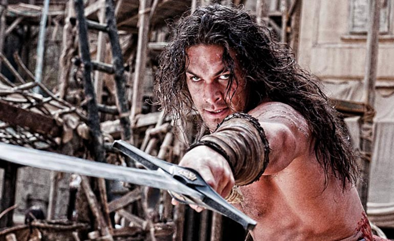 Conan The Barbarian (2011) - Kung Fu Kingdom