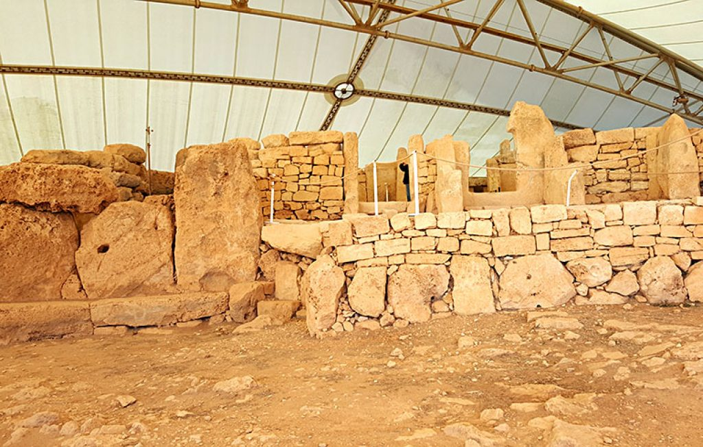 The Hagar Qim Temples