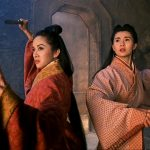 The Queens of HK action cinema!