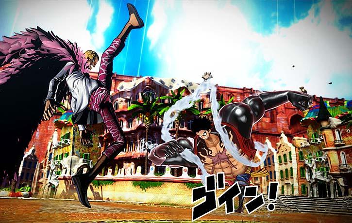 Axe Kick!