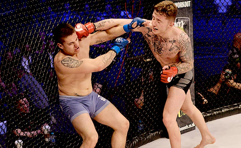 Bellator's Irish Prodigy doesn't want to be new Conor McGregor - Kung Fu Kingdom