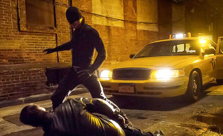Daredevil's Fighting Style Broken Down! - Kung Fu Kingdom
