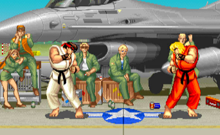 Top 10 Fighting Games From The 1980s! -Kung Fu Kingdom