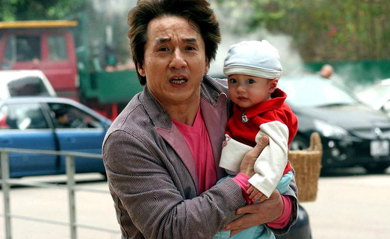 Top 10 Funniest Jackie Chan Movie Scenes - Kung-Fu Kingdom