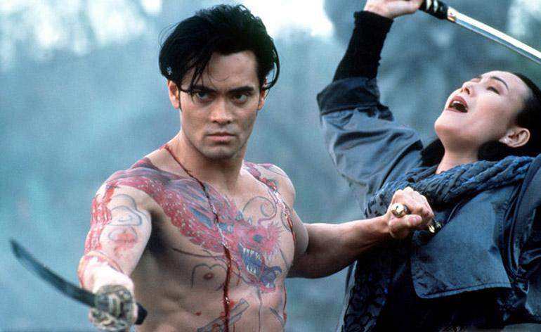Top 10 Mark Dacascos Movie Fight Scenes - Kung-Fu Kingdom