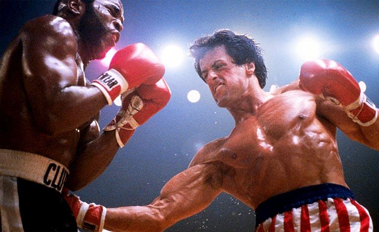 Top 10 Rocky Movie Fight Scenes! - Kung Fu Kingdom