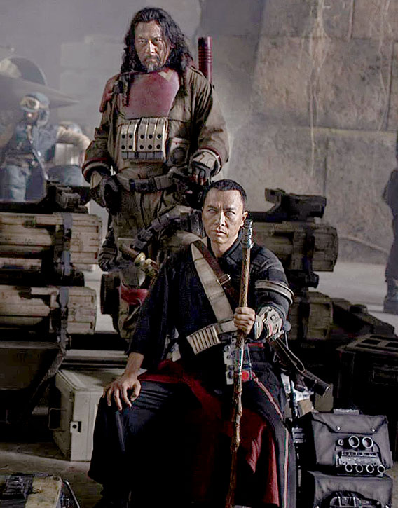 Yen joined by Lost Bladesman co-star Jiang Wen