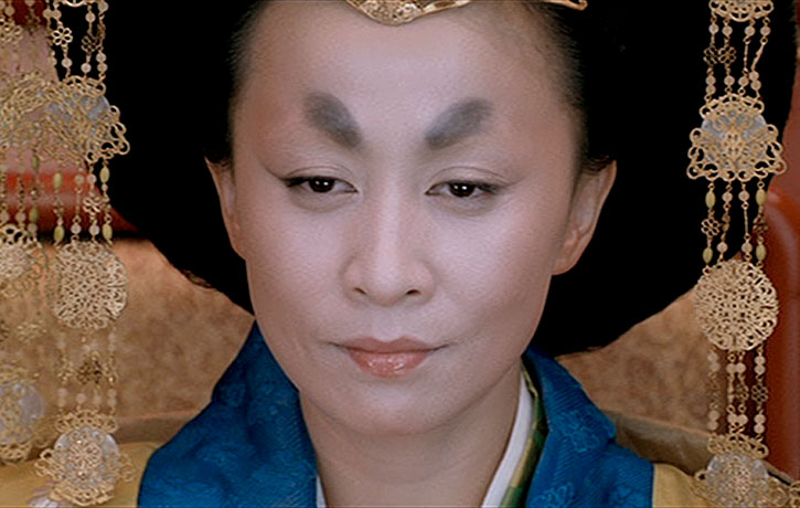 Not everyone is happy about having the first Chinese Empress