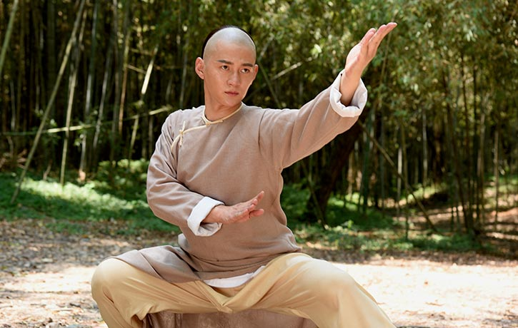 Wong Kei-ying is skilled in Southern Shaolin Fist