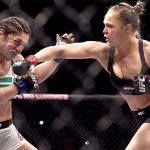 Top 5 MMA Finishes – Ronda Rousey - Kung-Fu Kingdom