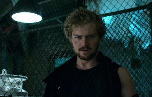 Danny Rand returns from K'un Lun as a Living Weapon