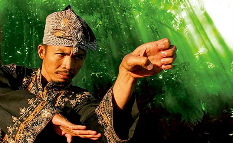 Interview with Cecep Arif Rahman - Kung-Fu Kingdom