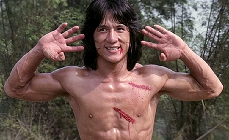 The Fearless Hyena (1979) - Kung Fu Kingdom