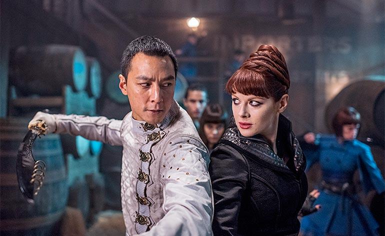 Into the Badlands: Season Two – Episodes 4 to 9 - Kung-Fu Kingdom