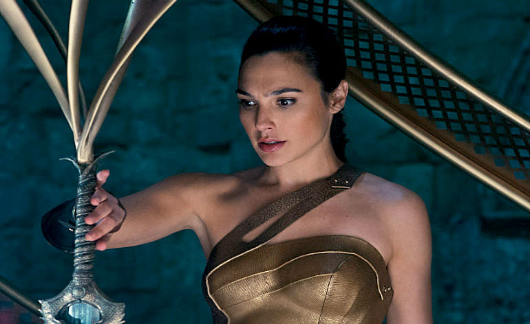 Wonder Woman Amazon - Kung Fu Kingdom