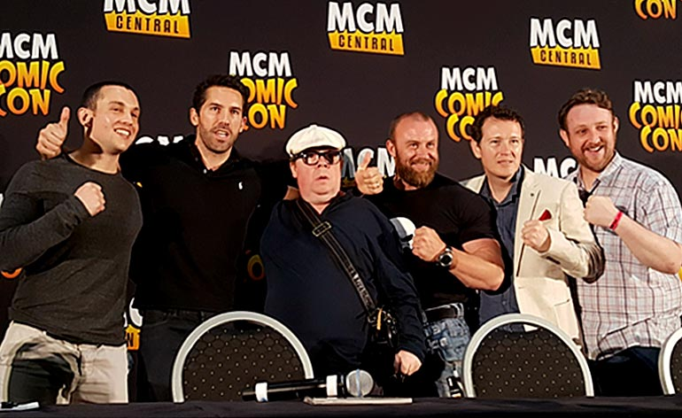Accident Man: Trailer Premieres at Comic Con! - Kung-Fu Kingdom