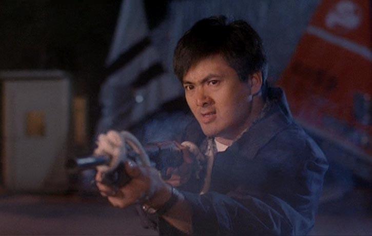 Chow's obligatory shootout