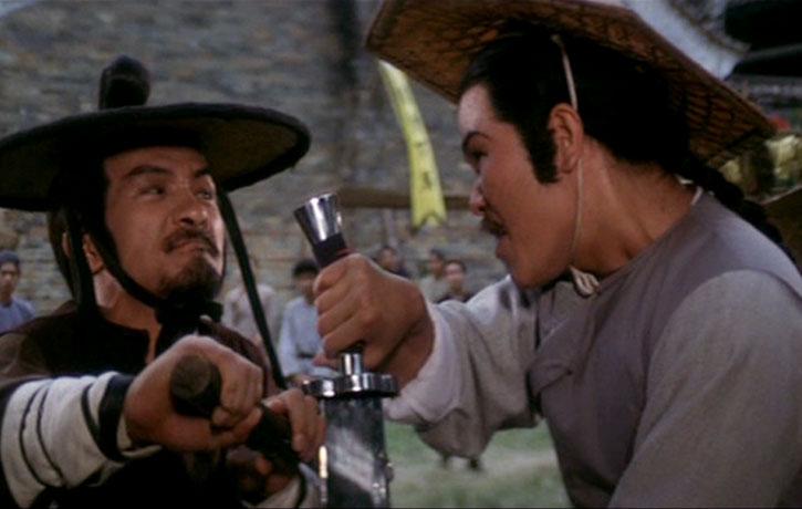 Karl Maka takes on Peter Chan Lung