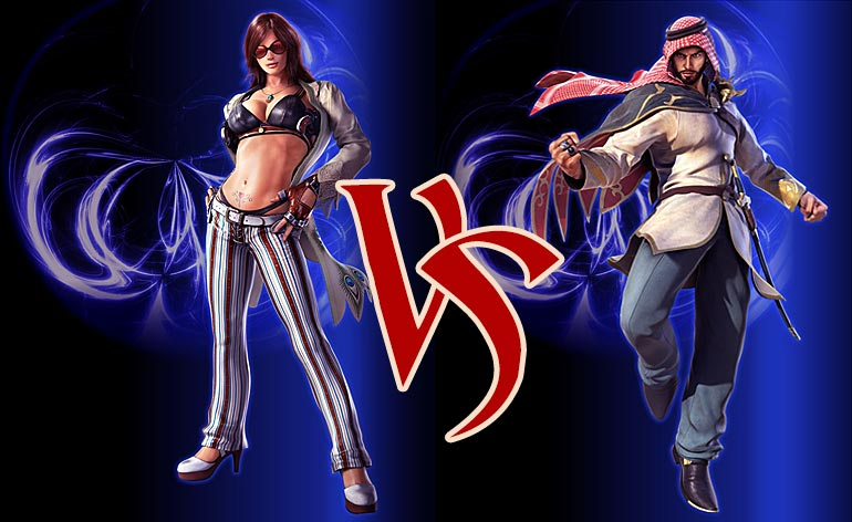 Tekken: Tale of the Tape – Katarina Alves vs Shaheen - Kung-Fu Kingdom