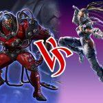 Tekken 7: Tale of the Tape – Gigas vs Master Raven - Kung Fu Kingdom