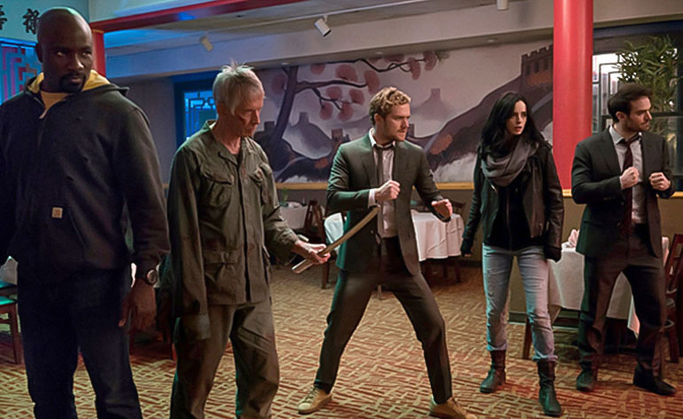 The Defenders: Season One - First Impressions - Kung Fu Kingdom