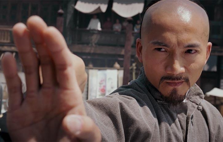 Collin Chou stars as Hou Endi, Hou Yuanjia's father