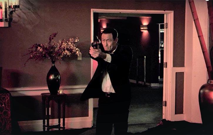 Jack Lee enters the scene