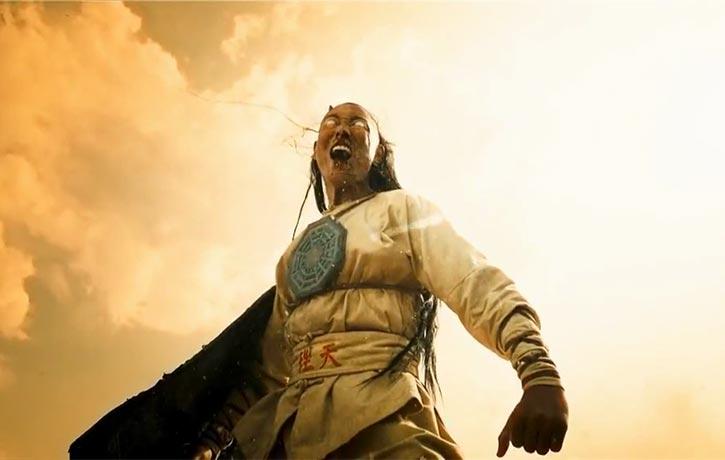 Lu Chan reigns supreme
