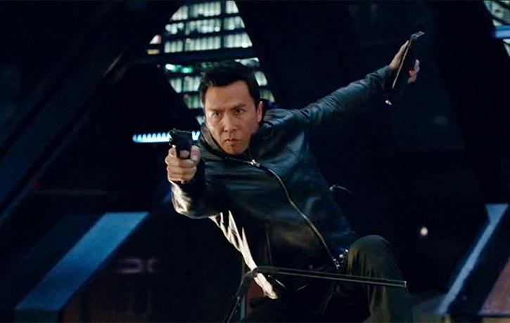 Shoot em up gun-fu style!