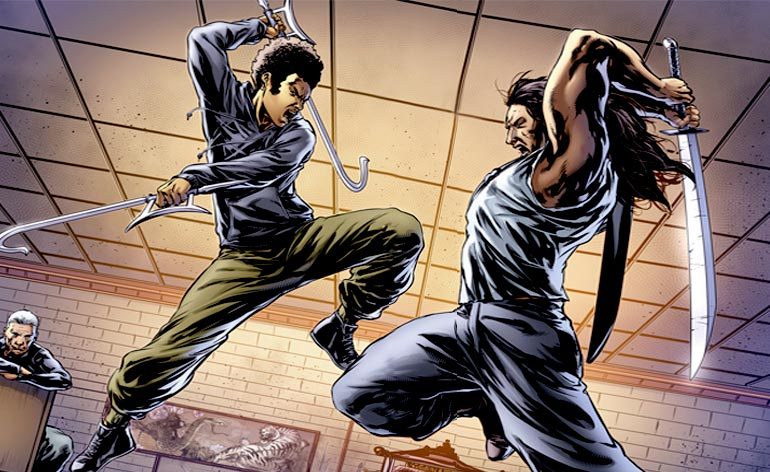 Son of Shaolin - Kung Fu Kingdom