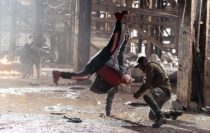 Talon's L Kick