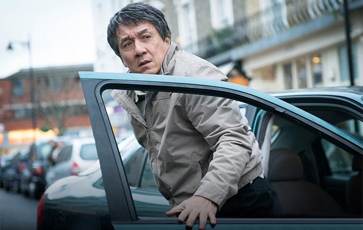Our hero heads to Northern Ireland in a thrilling hunt for vengeance