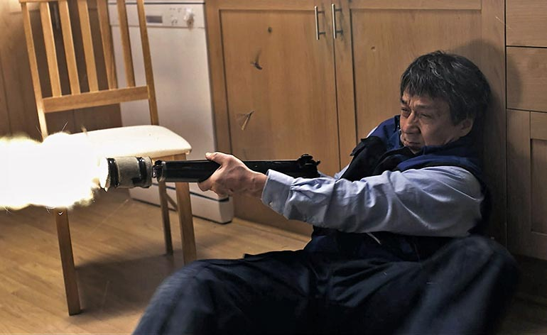 The Foreigner (2017) - Kung Fu Kingdom