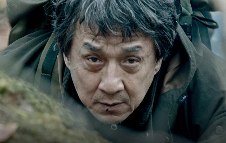 The perfect role for Jackie Chan