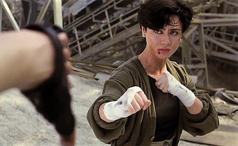 She Shoots Straight (1990) - Kung Fu Kingdom