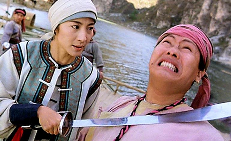 Top 10 Female Martial Arts Stars - Kung Fu Kingdom