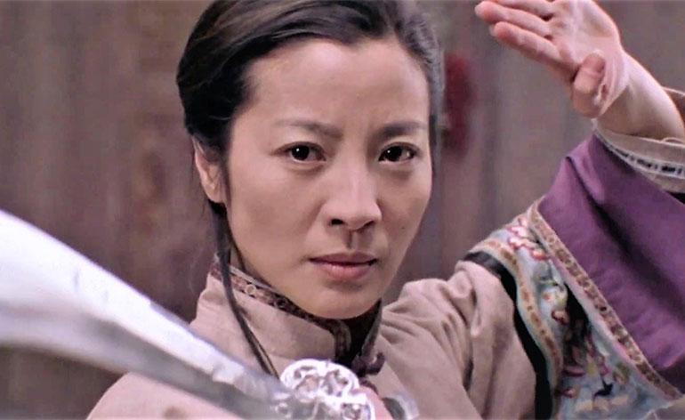 Michelle Yeoh Fight Top 10 Michelle Yeoh M...