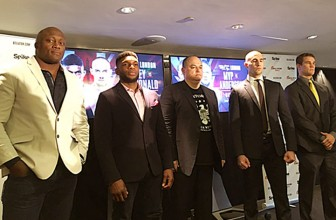 Bellator MMA 179 Press Conference with Rory MacDonald!