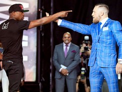 The Money Fight: Floyd Mayweather vs Conor McGregor