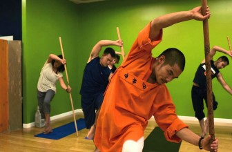 Wang Bo launches online courses in Hungrymonk Yoga!
