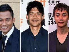 Jaa, Uwais, Chen and Stahelski Board Triple Threat!