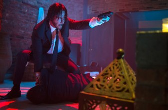 Keanu Reeves' best action scenes!