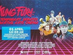 Kung-Fury Seminar On Martial Arts Cinema!