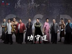 Martial arts legends unite in Gong Shou Dao!