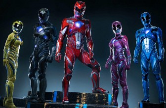Power Rangers Trailer Arrives Online!
