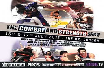 SENI Combat and Strength show hits London 16-17 July!