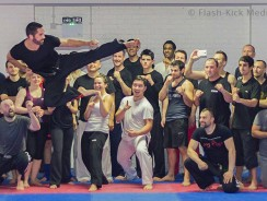 Scott Adkins Power-Kicking Seminar Competition!