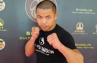 Interview with Shifu Yan Lei