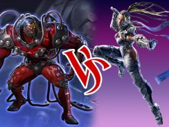 Tekken 7: Tale of the Tape – Gigas vs Master Raven
